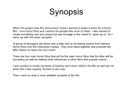 How to Write a Movie Synopsis That Sells (Free Template)
